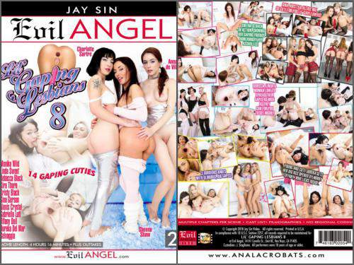 Sheena Shaw – Best Release of 2018 – Lil' Gaping Lesbians #08 – All 5 scenes + bonus
