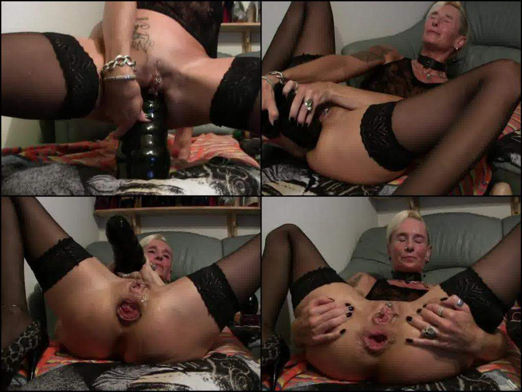 Taboo first time lingerie latex