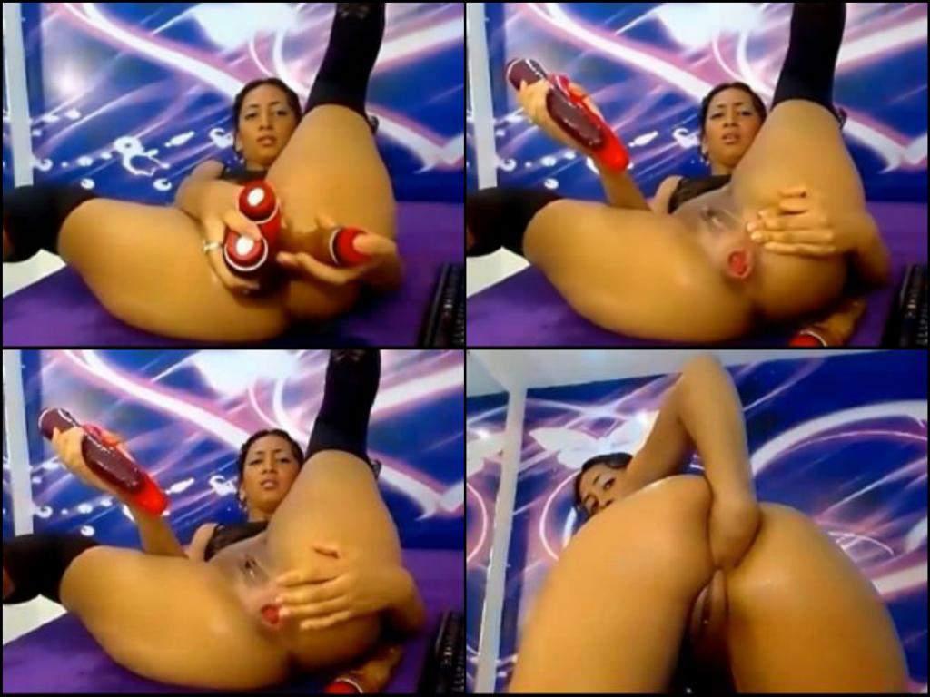 latin milf anal,anal rosebutt latin girl,double dildo penetration latin webcam slut