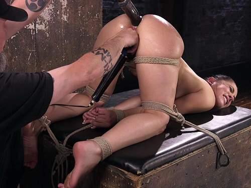 Bdsm – New 23.06.16 Kristina Rose extremal torture