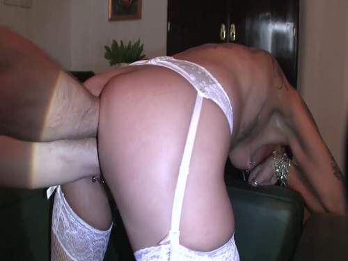 Pussy Fisting – Exclusive amateur video double fisting horny milf