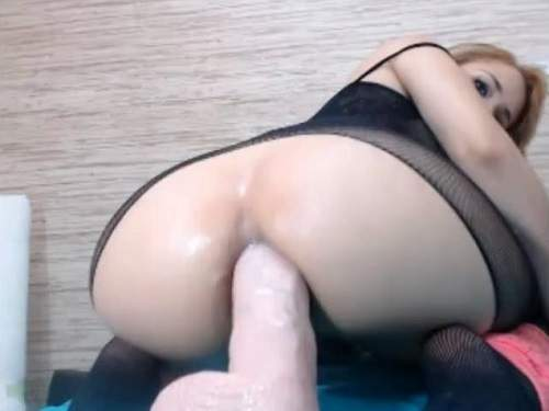 Big Tit Teen Dildo Ride