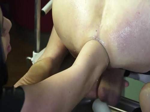 Anal – Elite amateur elbow fisting domination russian mistress
