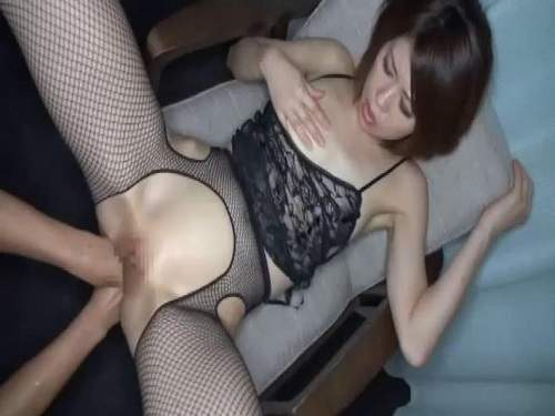 Asian – Japanese wife gets double fisted homemade new 2017