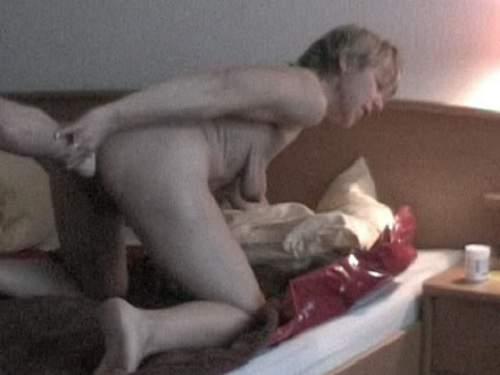 Amateur Fisting – Fantastic amateur granny fisting anal