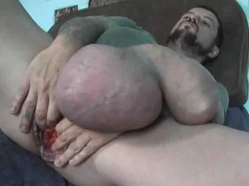 Rosebutt – Webcam shocking size cock and rosebutt anal