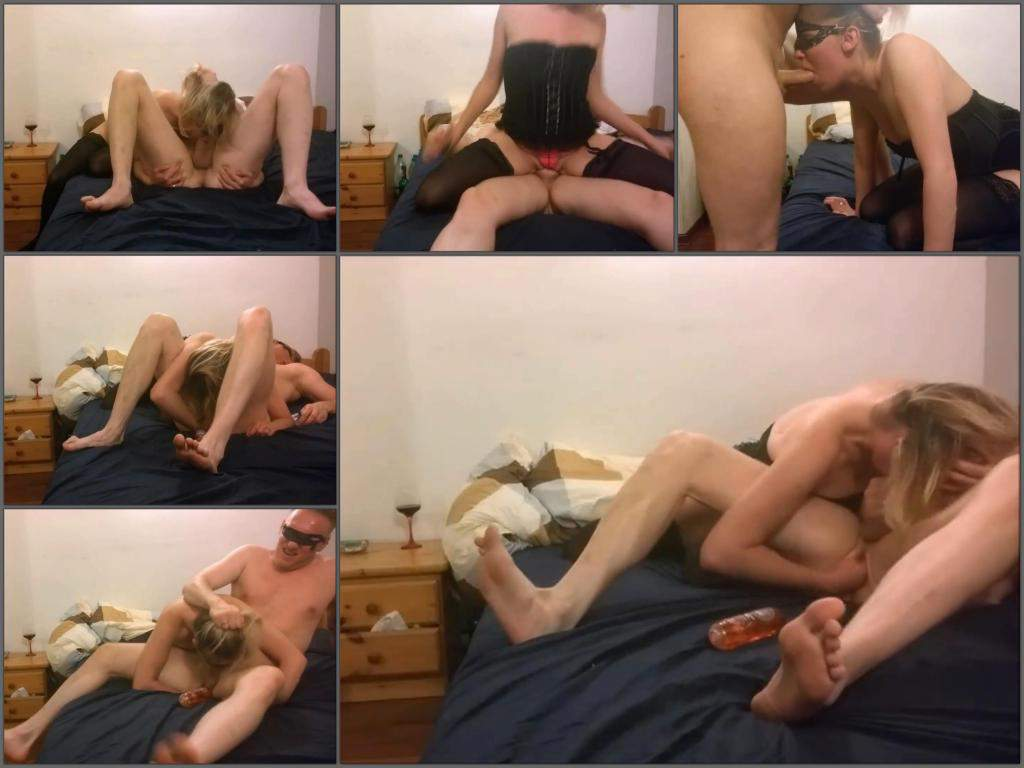 final, sorry, busty wife shower big tits after sex creampie consider, that you commit