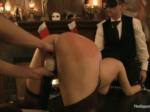 Spanking – New year 2017 fisting and bdsm orgy