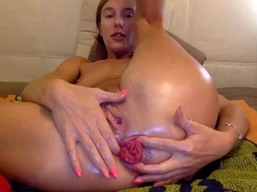 Bbmix996 2018,Bbmix996 anal rosebutt,Bbmix996 loose asshole,Bbmix996 dildo anal,Bbmix996 dildo in pussy,pyramide dildo porn,stretching anal rosebutt
