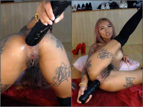 Asianqueen93 2019,Asianqueen93 anal gape,Asianqueen93 dildo anal,Asianqueen93 dildo fuck,Asianqueen93 dildo porn,Asianqueen93 hairy pussy,hairy asian porn,asian camgirl,dildo deep in asshole,anal gape ruined,tattooed booty asian girl,silicone tits porn,asian squirt