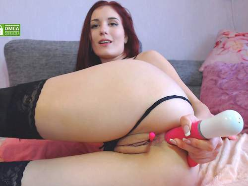 Teen Anal – Sonya_Keller self big dildo vaginal riding and vibrator anal