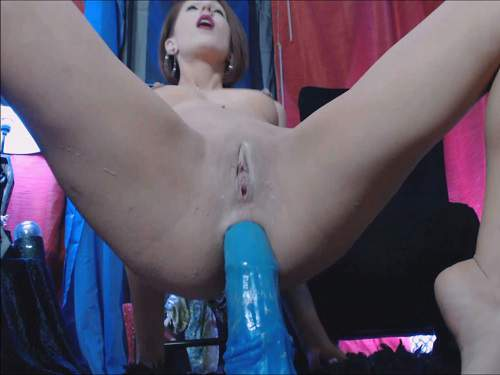 Dildo Anal – MoxiMinx chance unflared – thestral – horse dildo anal riding