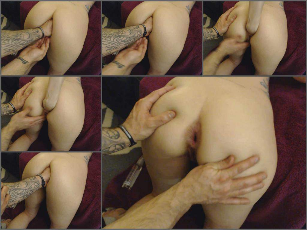 amateur fisting,fisting sex,solo fisting,anal gape,anal gape loose,stretching gape,wife gets fisted,wife fisting sex,couple fisting video