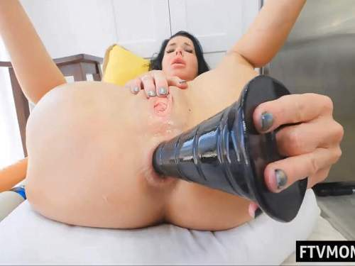 the massage slut sucking dick sorry, that