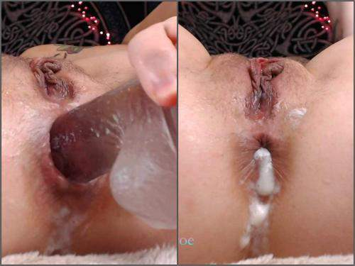 Close Up – CottonTail Monroe Im your pretty ass to mouth butt slut – Premium user Request