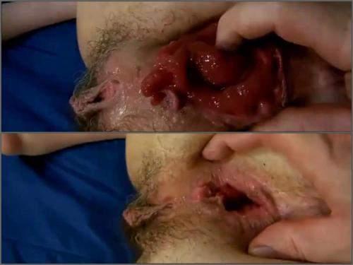Amateur – Unique amateur BBW Anal Slave anal rosebutt loose POV porn