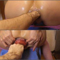 Big Ass - Raduga aka Alisa Lisa fantastic anal fisting to prolapse – Premium user Request