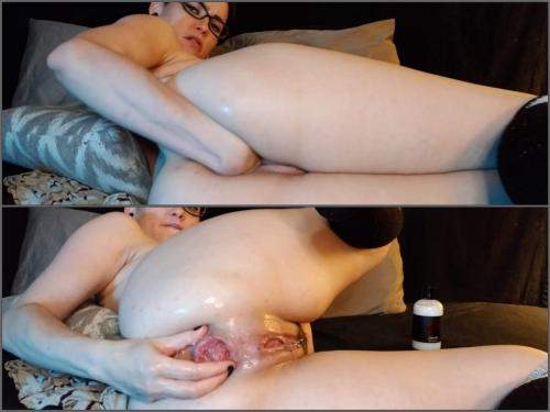 Preggo – AdalynnX soccer mom whore cunt prolapsed ass and pussy