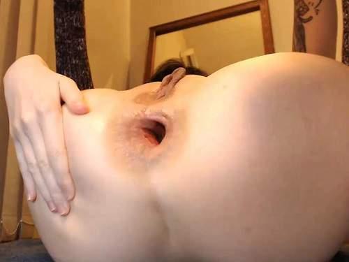 anus girl nude