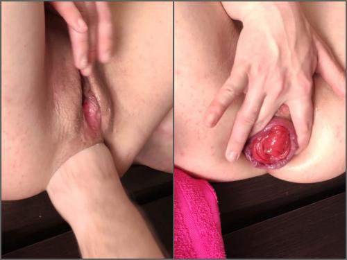Prolapse Porn – ComeToDaddy_G 4K quickly fisted + prolapse – Premium user Request