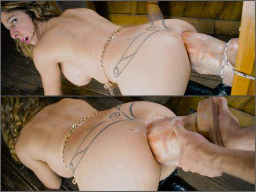 Dragon Dildo – Kinky mature herself ruined gape with new shocking size dildo – Premium user Request