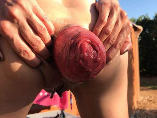 Dildo Anal – Maria Hella pool day part one – Premium user Request