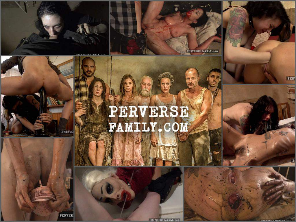PerverseFamily – Full SiteRip – 44 videos + 3 last clips