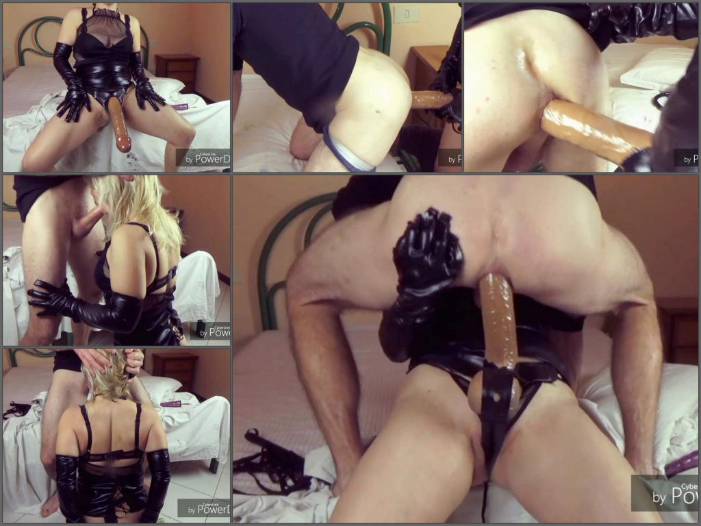 Strapovskaya strapon anal,strapon domination,strapon anal sex,strapon video,pegging sex,couple pegging,russian wife xxx,huge dildo anal domination