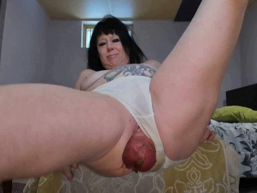 shitting panty,panty fetish,scat video,scat porn,scat sex,whit panty fetish,monster anal prolapse