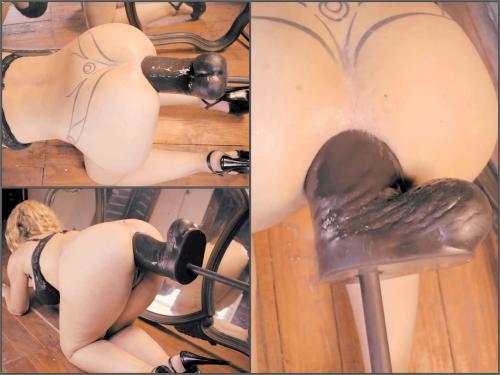Webcam – Really shocking BBC dildo driller anal Fully 4k – Premium user Request
