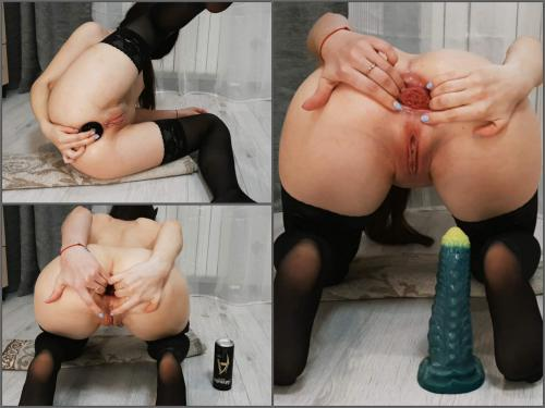 Gaping Anal – Fiftiweive69 my most juicy prolapse, fisting – Premium user Request