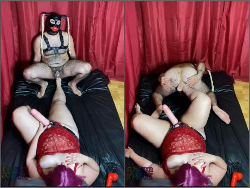 Kinkster_Couple BBW pegging and anal footing,Kinkster_Couple bbw porn,bbw domination,female domination,femdom sex,anal foot sex,bbw domination porn,amateur femdom sex