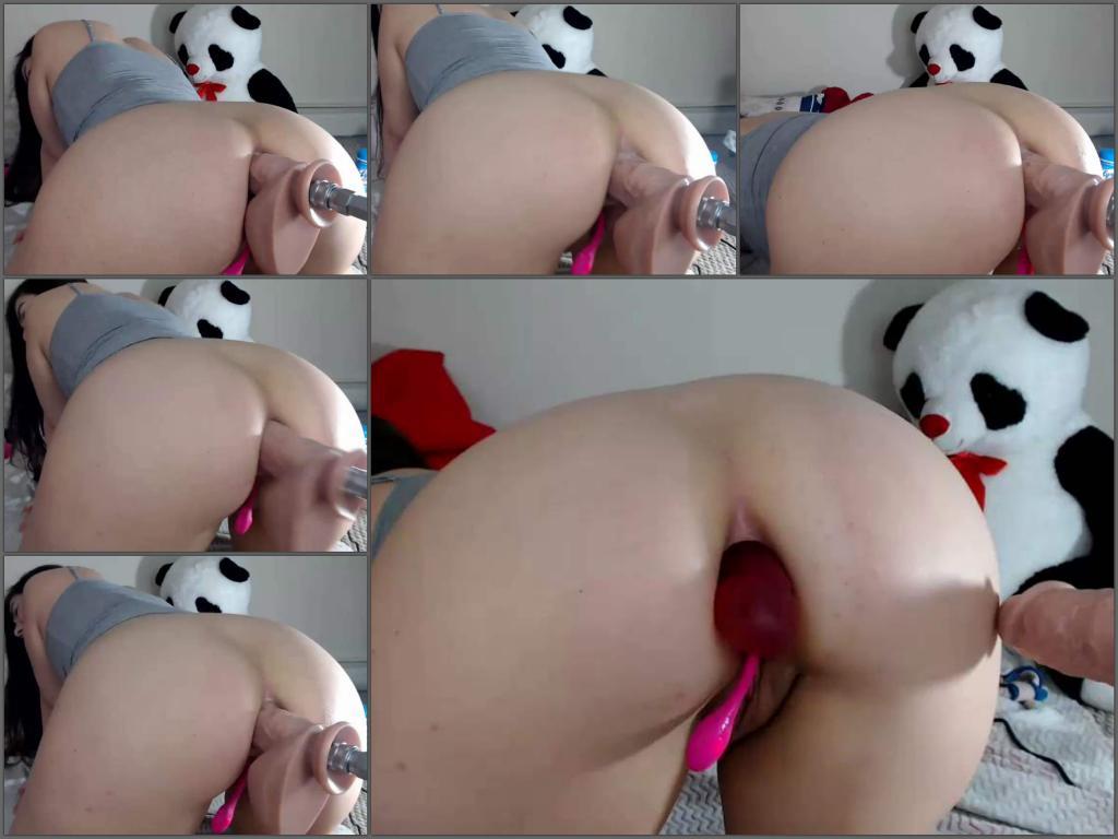 Lexalite fuckmachine porn,driller anal,anal porn,anal stretching,wet anal loose,big ass teen,teen anal xxx,teen dildo porn,kinky teen webcam