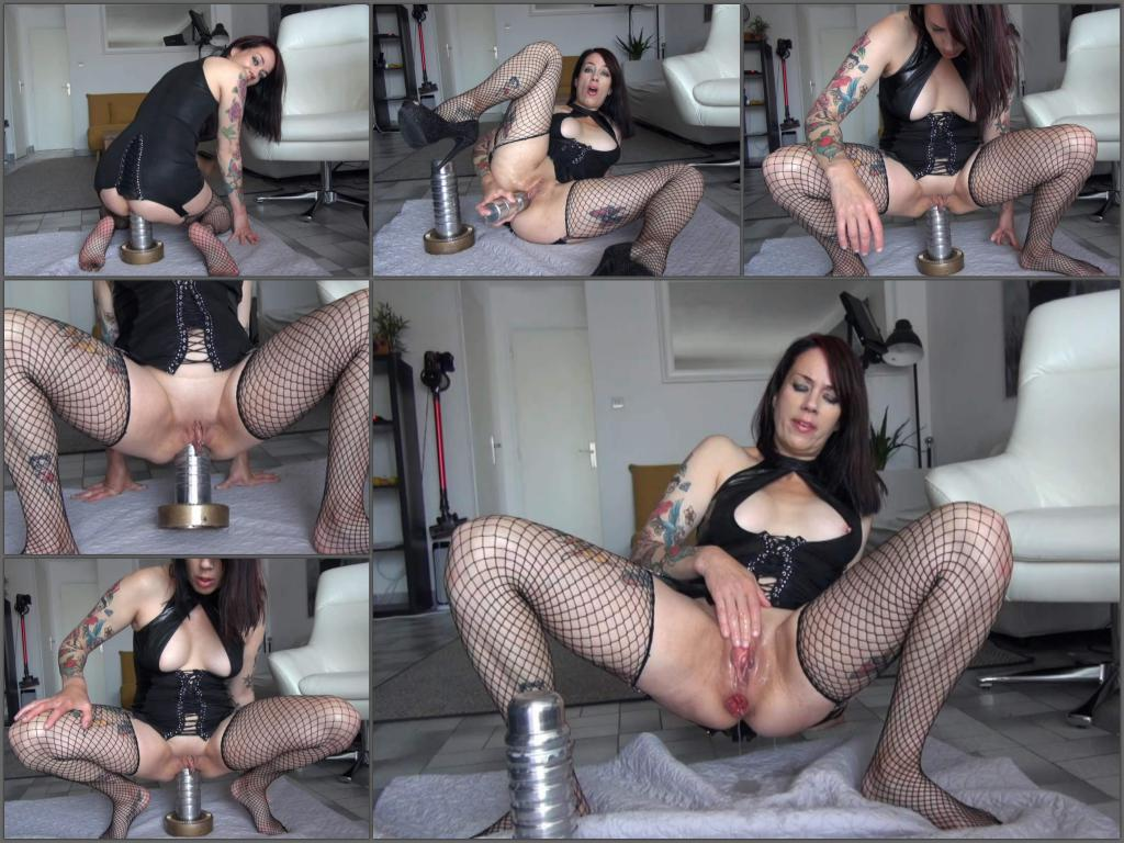 Adeline Lafouine giant metal dildo destroys my ass,Adeline Lafouine dildo sex,Adeline Lafouine dildo anal,big dildo anal,big dildo fuck,monster dildo insertion,anal ruined,brunette porn,squirting orgasm,full hd xxx