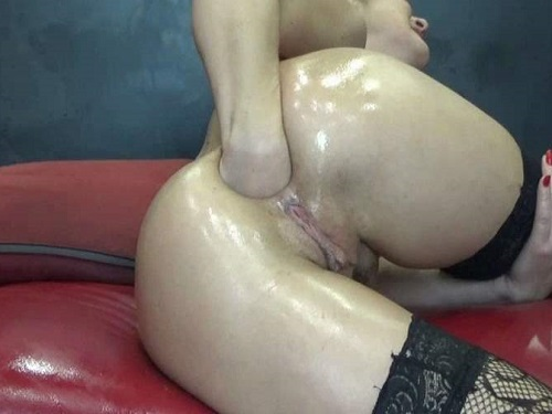 Anal fisting video clips