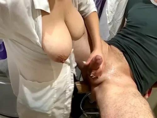 Femdom Sex – Crazy russian busty mistress mature Strapovskaya pegging domination