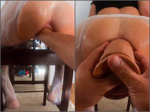 Anal – Vivian Monroe Craving Anal Stretching – Premium user Request